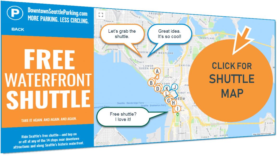 Seattle Waterfront Parking Seattle Waterfront